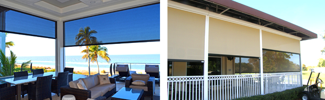 Solar Screen Options - Titan Screen Naples, Fl