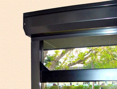 Titan Screen Product Information - Housing Options