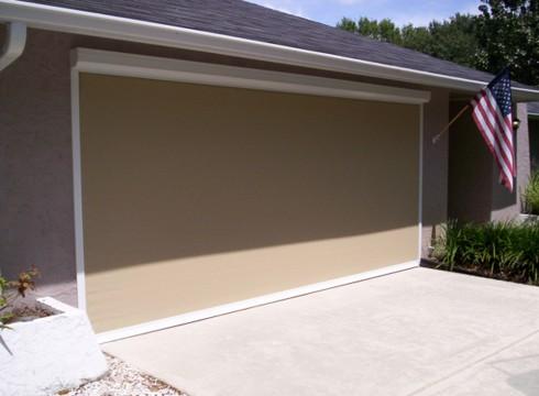 Garage Door U2013 Solar Screen04