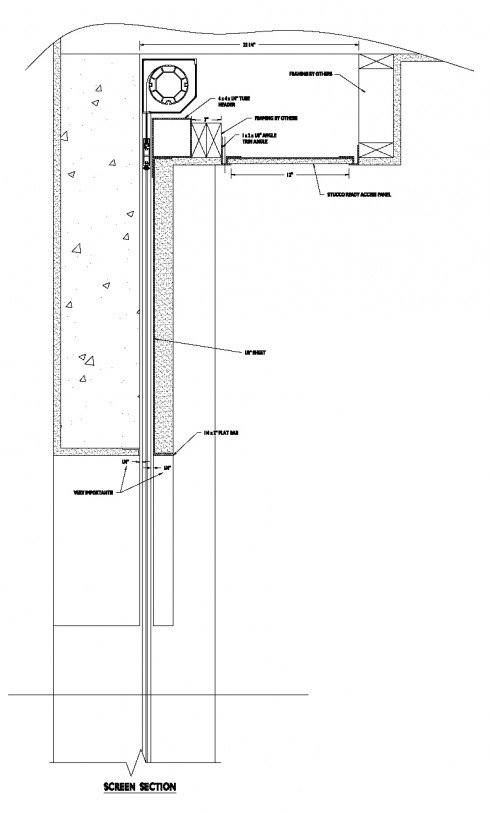 Architects Titan Screen